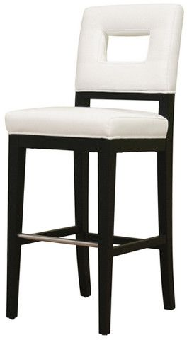 best 25+ white leather bar stools ideas on pinterest | leather bar
