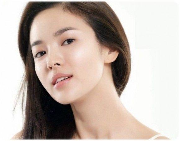 cara mempercatik wajah secara alami tanpa make up seperti artis korea wanita
