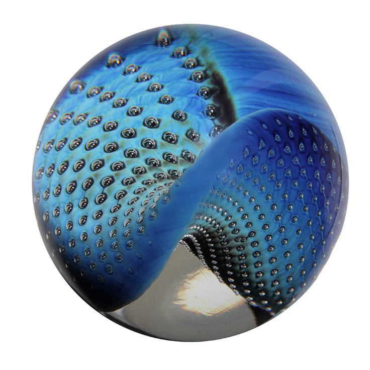 Josh Simpson Marble - Gravitron, Light Blue