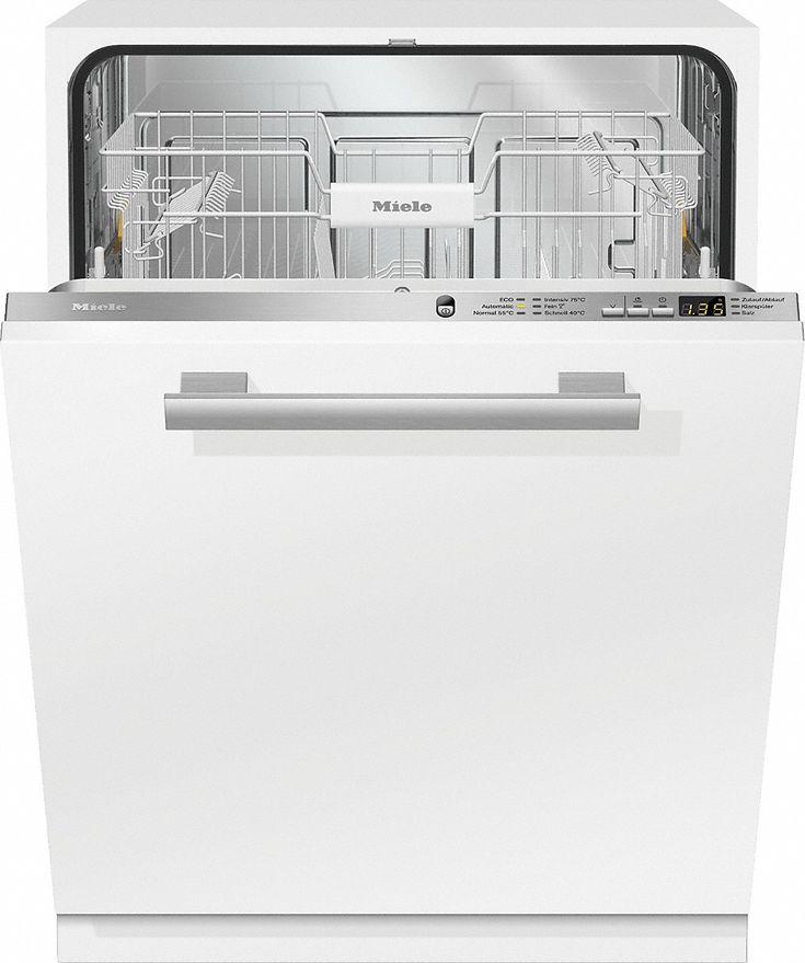 G 6265 Vi XXL - Vollintegrierter Geschirrspüler XXL mit Besteckkorb und 44 dB(A) für höchsten Komfort.--NO_COLOR