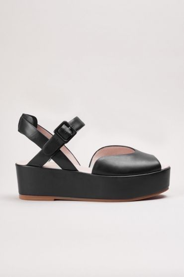 Gorman shoes - sonar platform
