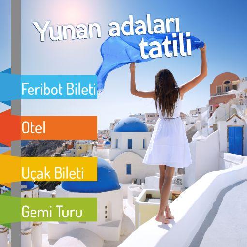 #yunanadalari #tatil #feribotbileti #otel #ucakbileti #gemituru #tatillimani  Yunan Adaları feribot bileti, otel, uçak bileti, gemi turları için adresiniz tatillimani.com