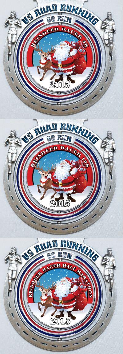 US Road Running - Holiday Series 2015 - Reindeer Racer Virtual Races