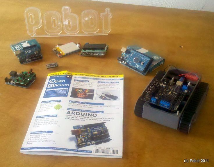 Débuter avec une carte Arduino.
