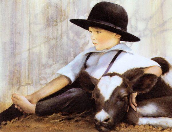 Enseigner aux enfants comment se comporter avec les animaux