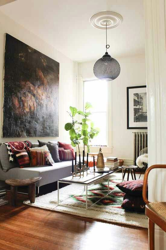 Battle Of The Styles Bohemian Versus Whimsical Living Rooms