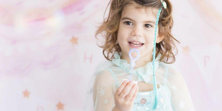Elsa ve Anna / Frozen temalı Doğum Günü partisi