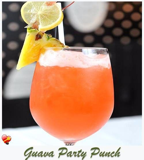how to make punch with hawaiian punch and ginger ale