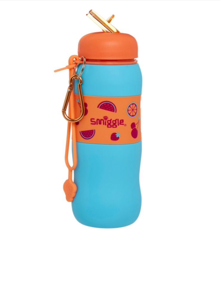 Silicone roll bottle 2   USD19.95 smiggle Water bottles Pinterest Bottle