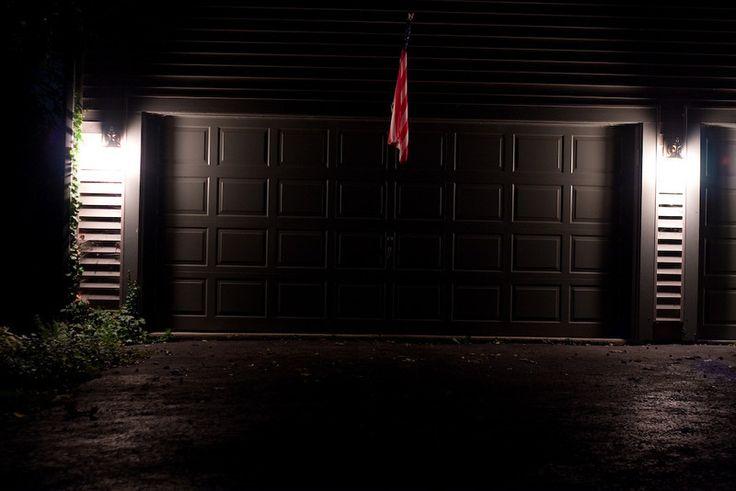 25 Best Images About Garage Door Lights On Pinterest