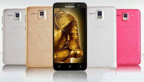 Lenovo Golden Warrior A8, Android 4G LTE dengan Prosesor Octa-Core