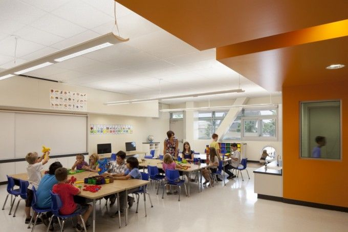 Classroom Design For Elementary School ~ Best images about st century schools on pinterest