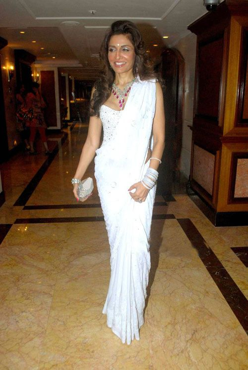 {Celebrity Wedding - Neelam Kothari + Samir Soni}