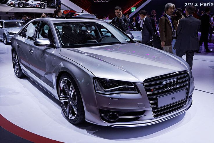 The S8 can accelerate from 0 to 100 km/h (0 to 62 mph) in 4.2 seconds. It is powered by a 4.0-litre TFSI biturbo V8 engine with 382 kW (512 hp).