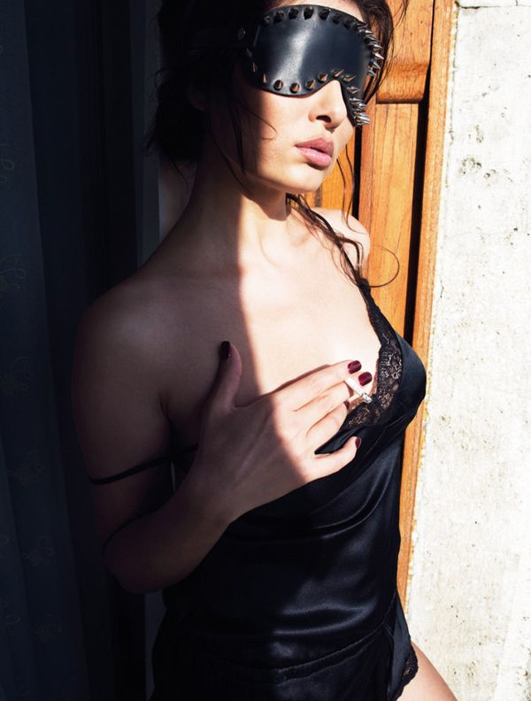 She is beautiful  Nurgul Yesilcay   Gianluca Fontana   GQ Turkey December 2012   - 3 Sensual Fashion Editorials   Art Exhibits - Anne of Carversville Women's News