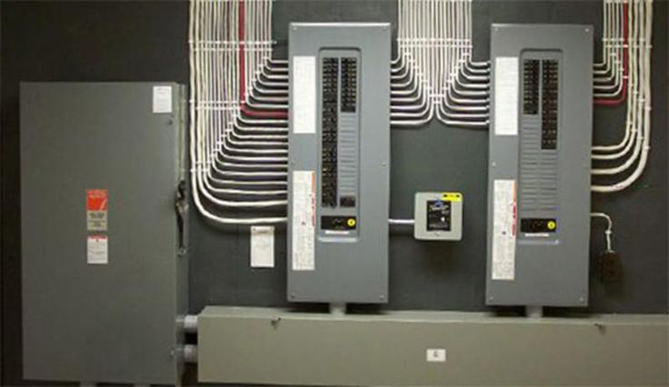 Panel and service #installations and #upgrades - Quentin Mason Electrical Services Ltd.