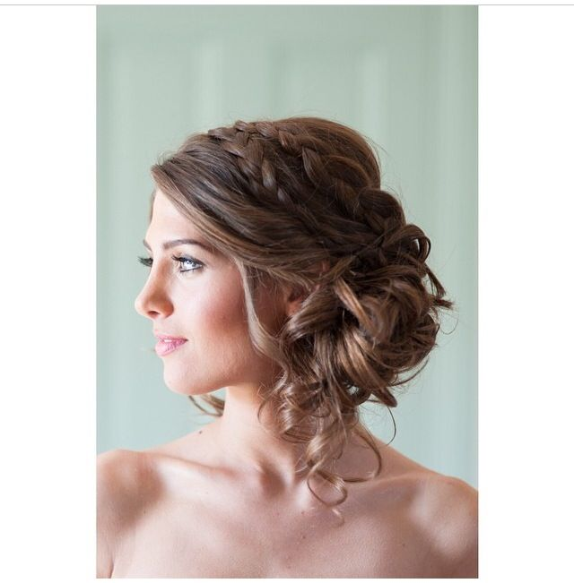 Double braids! For an event wedding or just every day