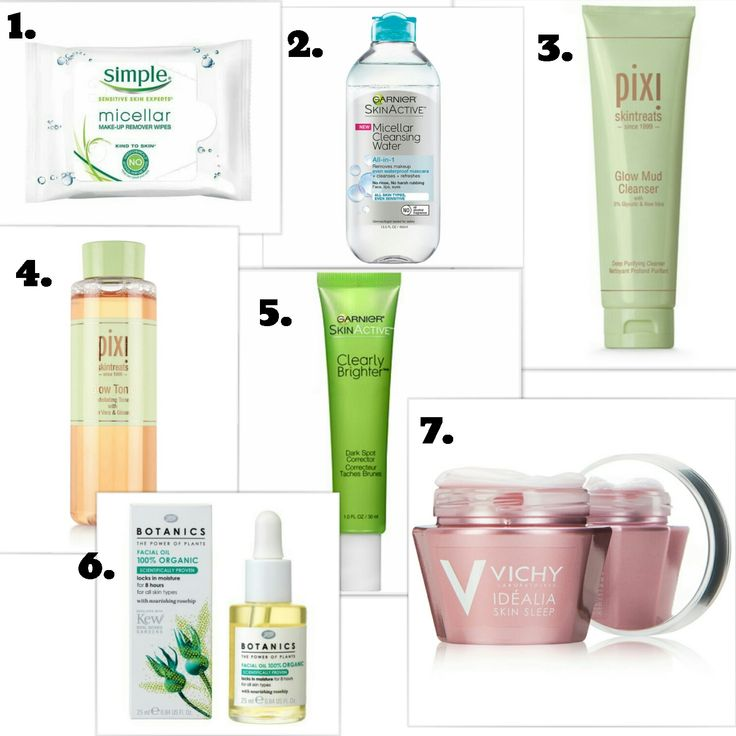 For Leading Ladies on a budget >> Must-Have Drugstore Skincare Products