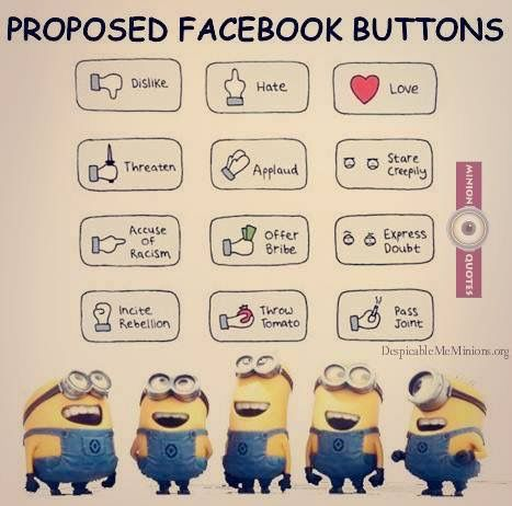 Proposed facebook buttons ...
