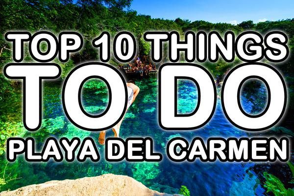 The best activities and things to do in and around Playa del Carmen, Tulum and Riviera Maya. Tourist information, tours, excursions and transportation advice