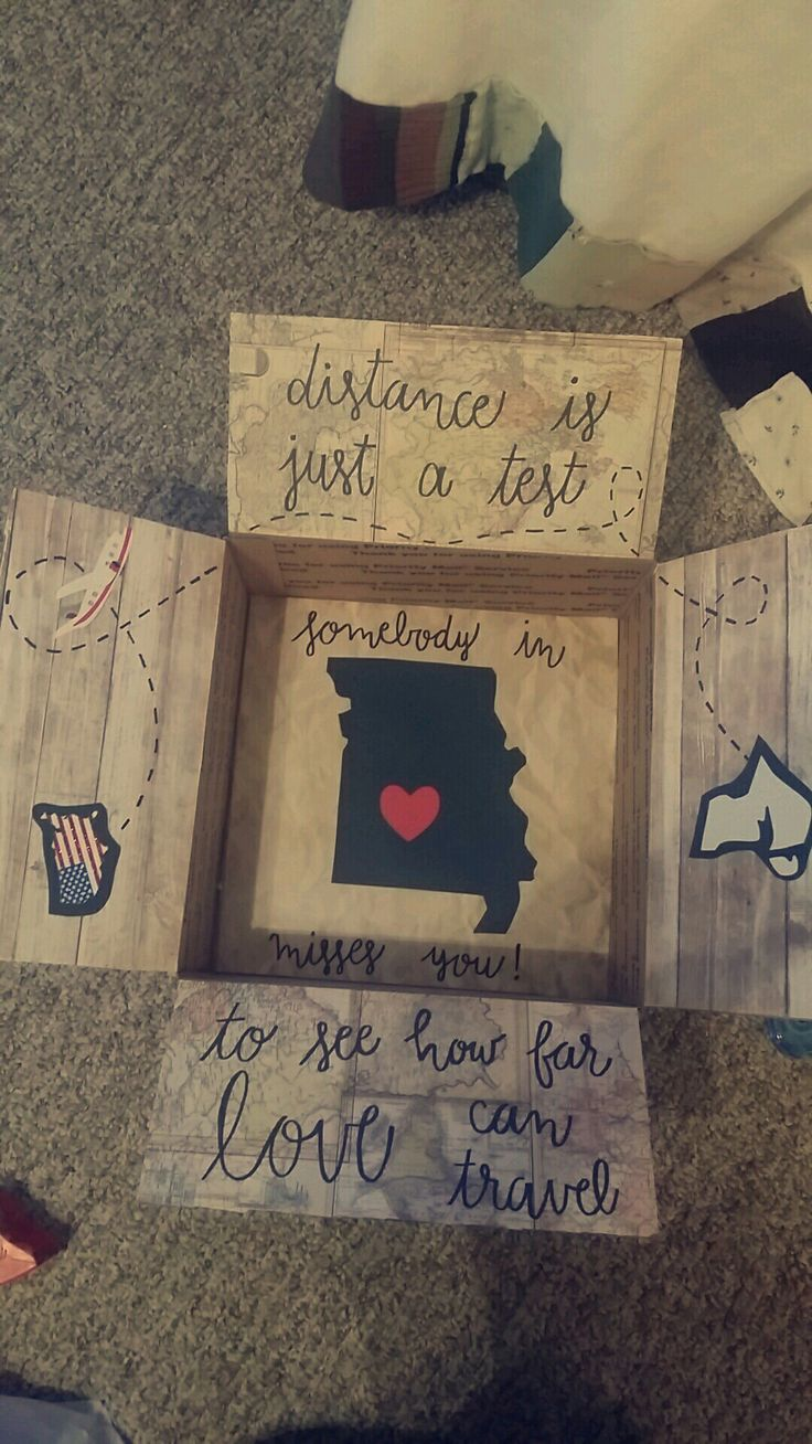Military Deployment Care Package Gift Ideas Pinterest