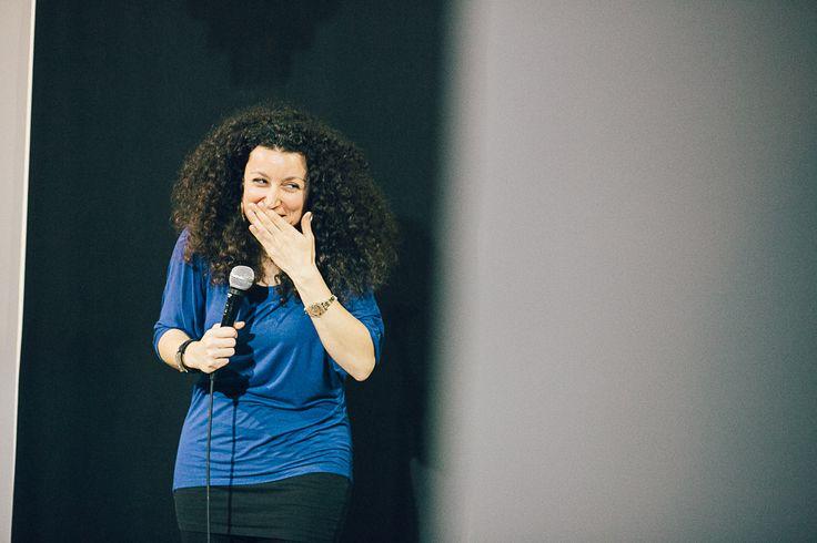 H Κατερίνα Βρανά χάρισε μία μοναδική stand up comedy βραδιά στο Μαιευτήριο, τη Δευτέρα 9 Φεβρουαρίου.