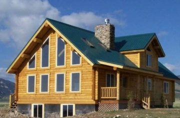 Оптимальный размер окон в деревянном доме - рекомендации и правила