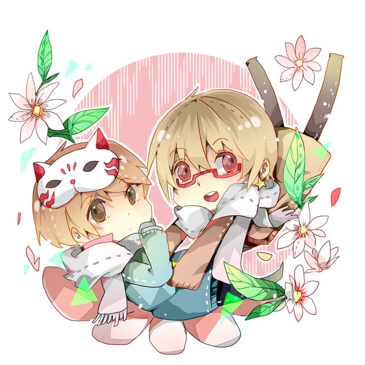 Itou Kashitarou and Amatsuki