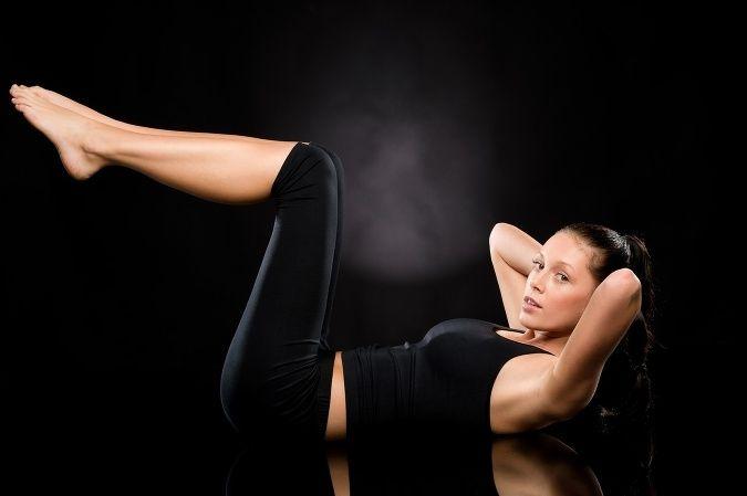 Zásady, ktoré jednoducho musíte dodržiavať, pri tvarovaní brušných svalov: Takto správne treba cvičiť brušáky