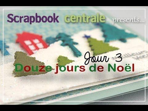 Douze jours de Noël - Jour 3 * Day 3 of Twelve Days of Christmas