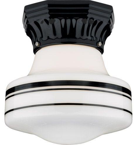 Mathison Streamline Porcelain Ceiling Fixture From The Mathison Represents