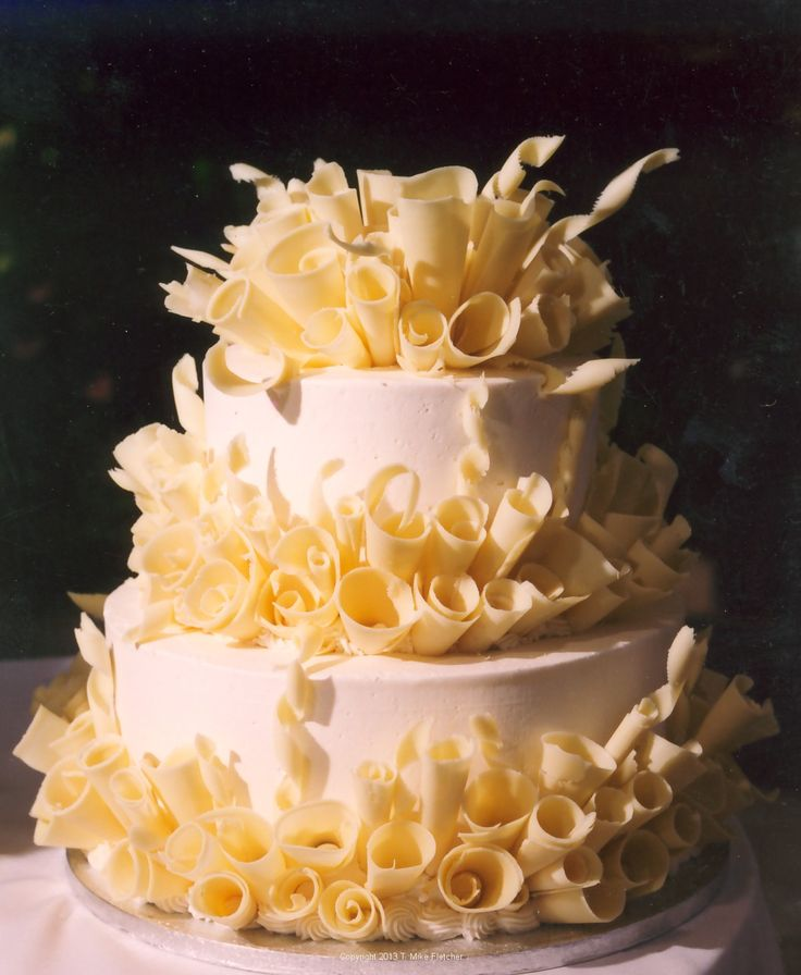 Cake Decorating Chocolate Curls : 24 best images about Chocolate Curls on Pinterest Tulip ...