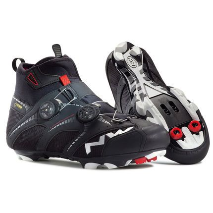 Wiggle   Northwave Extreme Winter GTX SPD Boots   Offroad Shoes