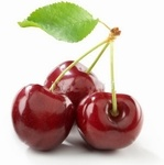 Cherries - When I was a young girl, I took the train to Chicago to see my grandmother in early summertime.  She always had a bag of cherries waiting for me.  I still love them.
