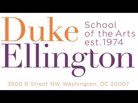 Millennium Stage May 8, 2017 - The Duke Ellington School of the Arts