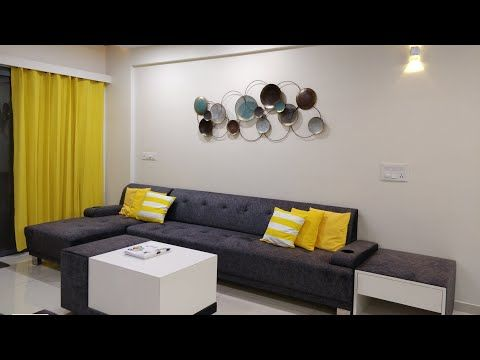 3bhk Flat Apartment Complete Interior Design Youtube Interior Design Flat Interior Design Flat Interior
