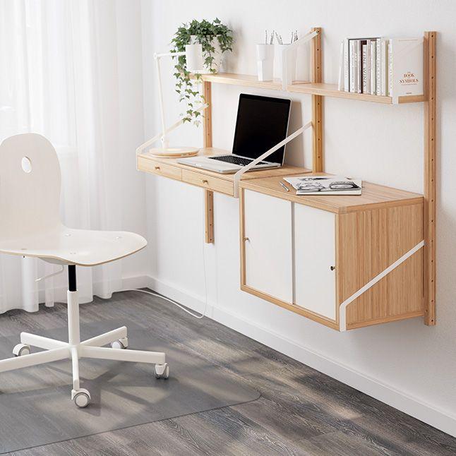 5 Astuces Pour Amenager Une Minimaison Les Idees De Ma Maison Home Office Design Office Interior Design Small Office Design Workspaces