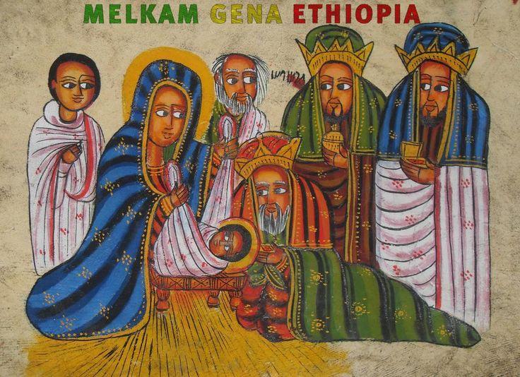 Melkam Gena Ethiopia!