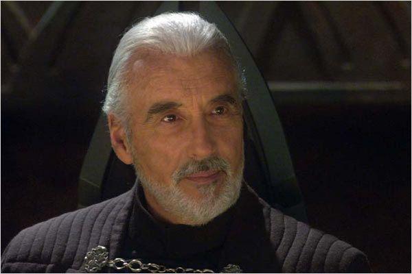 Star Wars : Episode II - L'Attaque des clones / Christopher Lee