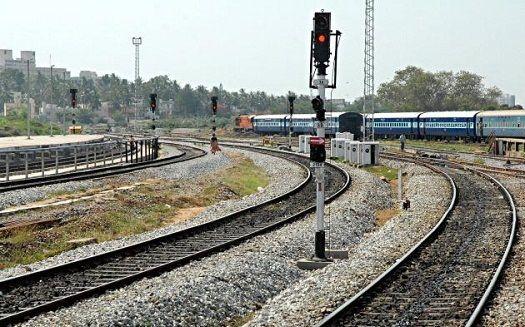 Railway Routes in India