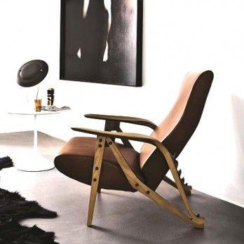 Fauteuil design GILDA - ZANOTTA