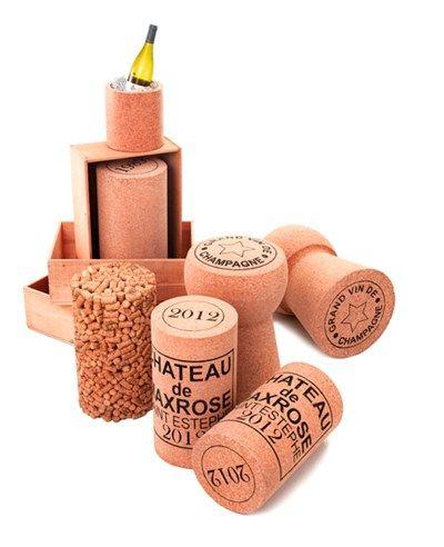 Giant Wine Multi Cork Stools / Side Tables