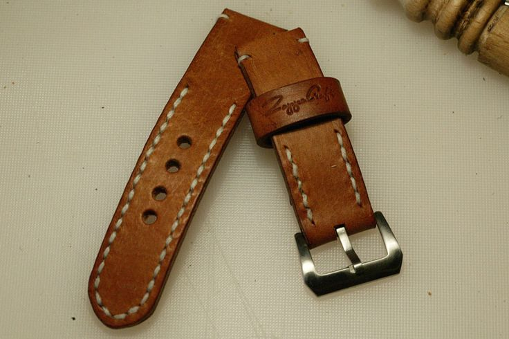 24mm natural hand made leather strap :http://zappacraft.com/index.php/product/no-12-natural-hand-made-leather-strap/