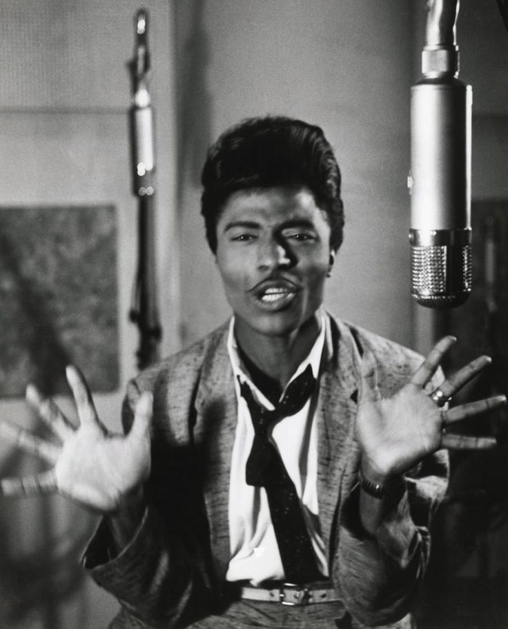 little richard watched him play piano on Am. Bandstand when I was a kid...one of the great piano rockers.