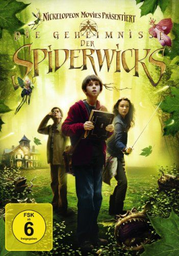 Die Geheimnisse der Spiderwicks * IMDb Rating: 6,6 (40.770) * 2008 USA * Darsteller: Freddie Highmore, Mary-Louise Parker, Nick Nolte,