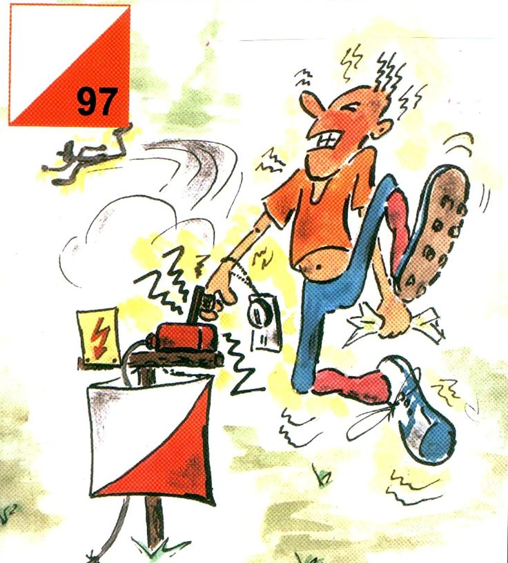 Electric orienteering