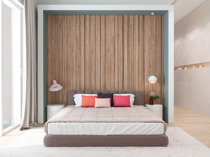Modern materials mean new homes are not always made from wood. More expensive and fire-friendly than their brick or plaster rivals, wooden walls are a desirable