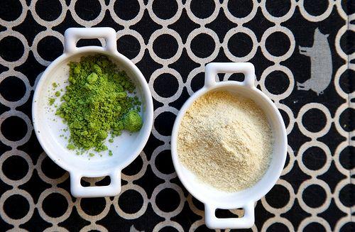 Matcha Green Tea Malted Milkshake | Salute! | Pinterest