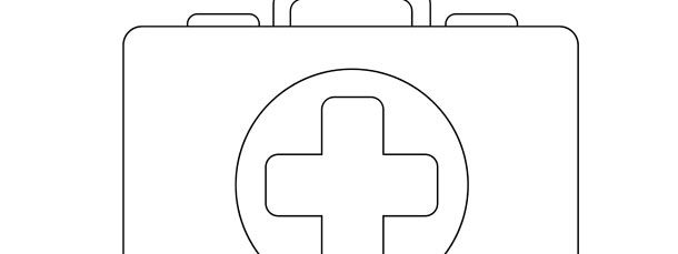 first aid kit template large first aid kit first aid. Black Bedroom Furniture Sets. Home Design Ideas