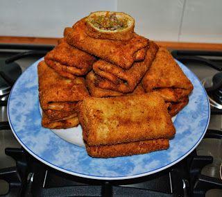 Zoutloos eten? Lekker eten!: Risolles (Indonesische snack)